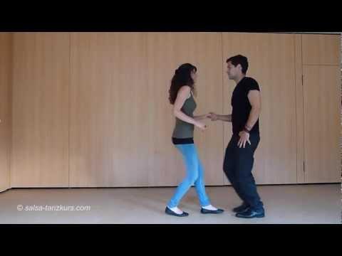 Salsa-Kurs  Grundschritt, Hüftschwung, Lady Styling
