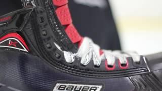 Bauer Vapor 1X Skates Review || Pure Hockey