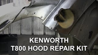 Kenworth Hood Repair Kit