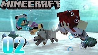 Minecraft เดอะซีรี่ย์ โบ้ทอิน ผจญภัย ตอนที่ 2 | สนับสนุนโดย dks.in.th