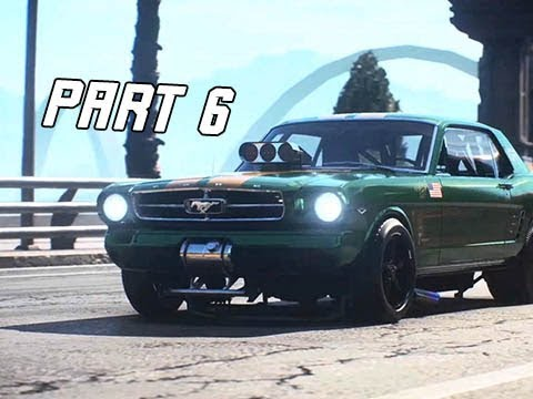 NEED FOR SPEED PAYBACK Gameplay Walkthrough Part 6 - 65 Ford Mustang Derelict (NFS 2017)