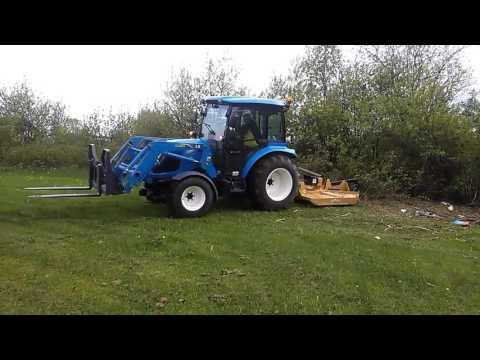Ls Xr4155 Tractor Steering Problem 2 Doovi