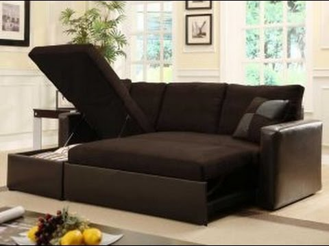 Apartment Size Sleeper Sofa Youtube