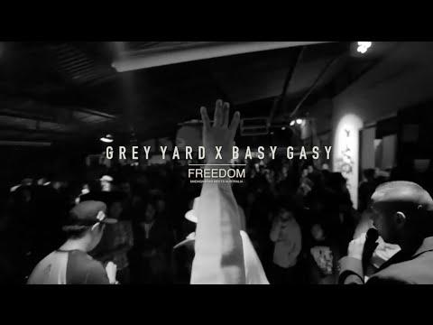 Grey Yard x Basy Gasy - Freedom