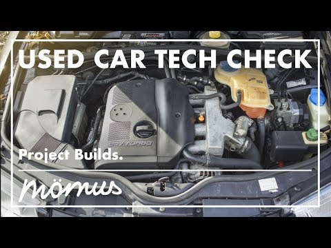 How to properly check a second hand car!
