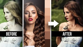 Auto-Match Skin Tones with this A.I. Plugin in Photoshop!