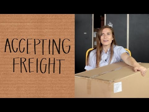 Freight Shipping to Your Business — What You Need to Know