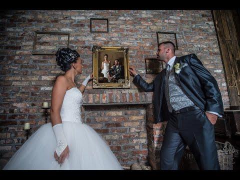 Edina és Roland esküvője (2016. 06. 25.)
