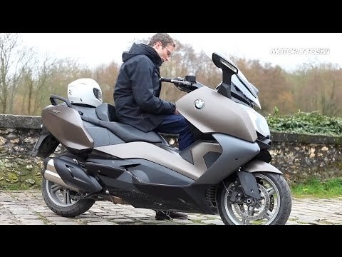 essai bmw c 650 gt 2016 youtube. Black Bedroom Furniture Sets. Home Design Ideas