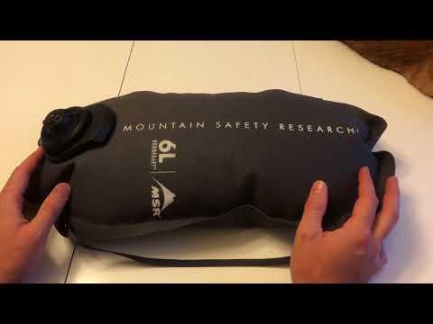 Bakepackin' Review: MSR Dromedary 6L Waterbladder