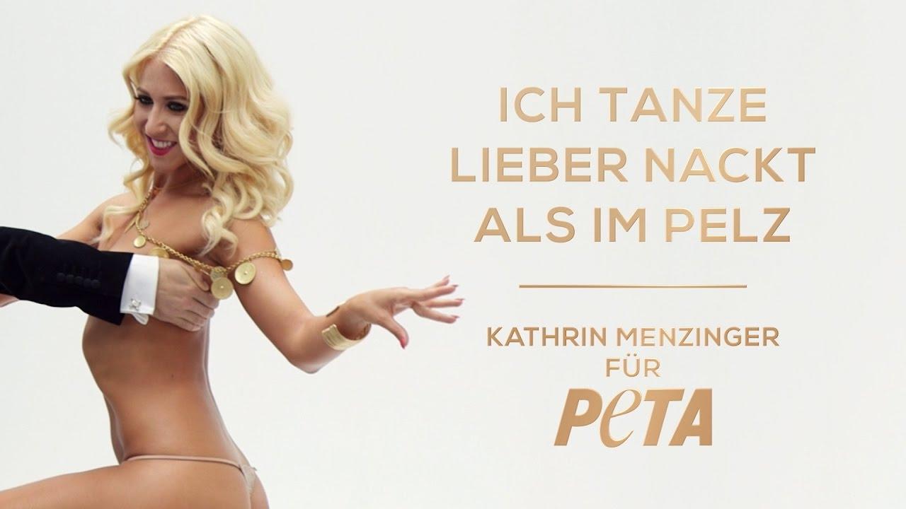 Menzinger  nackt Kathrin Kathrin Menzinger