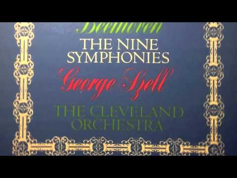 ''Finale'' to Beethoven's 9th Symphony (George Szell, Cleveland Orchestra)