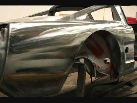 Mustang Gt350replica Flared Fender Wmv Youtube