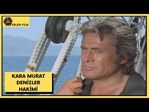 Kara Murat Denizler Hakimi   Cüneyt Arkın, Sevda Karaca   Türk Filmi    HD