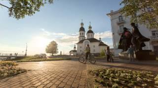 Архангельск, таймлапс, июль 2014(, 2014-08-03T19:23:40.000Z)