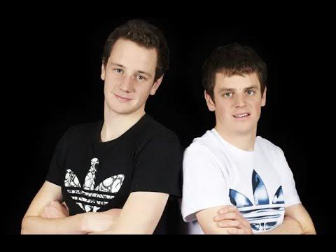 Brownlee Brothers: Swim, Bike, Run Interview