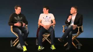 Brownlee Brothers: Swim, Bike, Run Interview