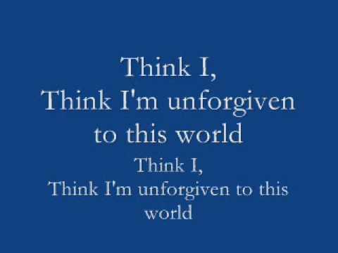 Unforgiven Lyrics