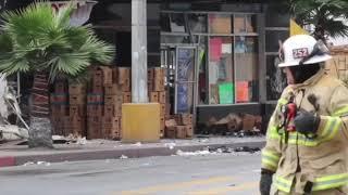 Explosión en Zona Norte