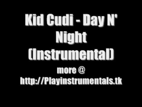 Kid Cudi - Day N' Night (Instrumental)