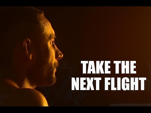 Take the next flight