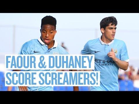 U18 Highlights | Blackburn 1-3 Man City