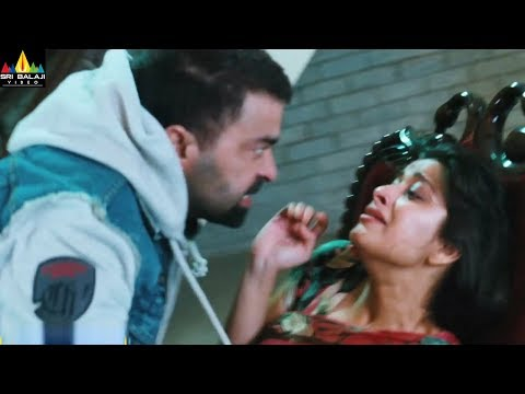 Mahankali Movie Bharath Torture to Madhurima | Telugu Movie Scenes | Sri Balaji Video thumbnail