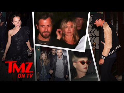 Jennifer Aniston, Courteney Cox & Katy Perry Celebrate Jennifer Meyer's 40th Birthday | TMZ TV Mp3
