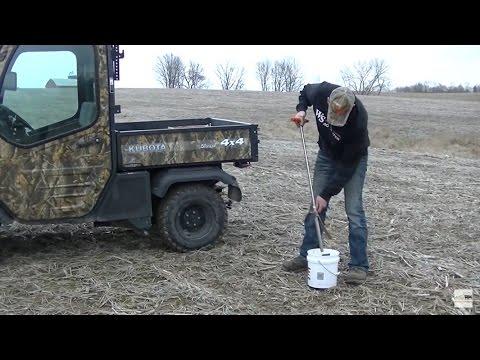 Soil Sampling (2/2)
