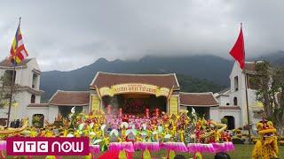 Trăm ngàn người khai hội xuân Yên Tử