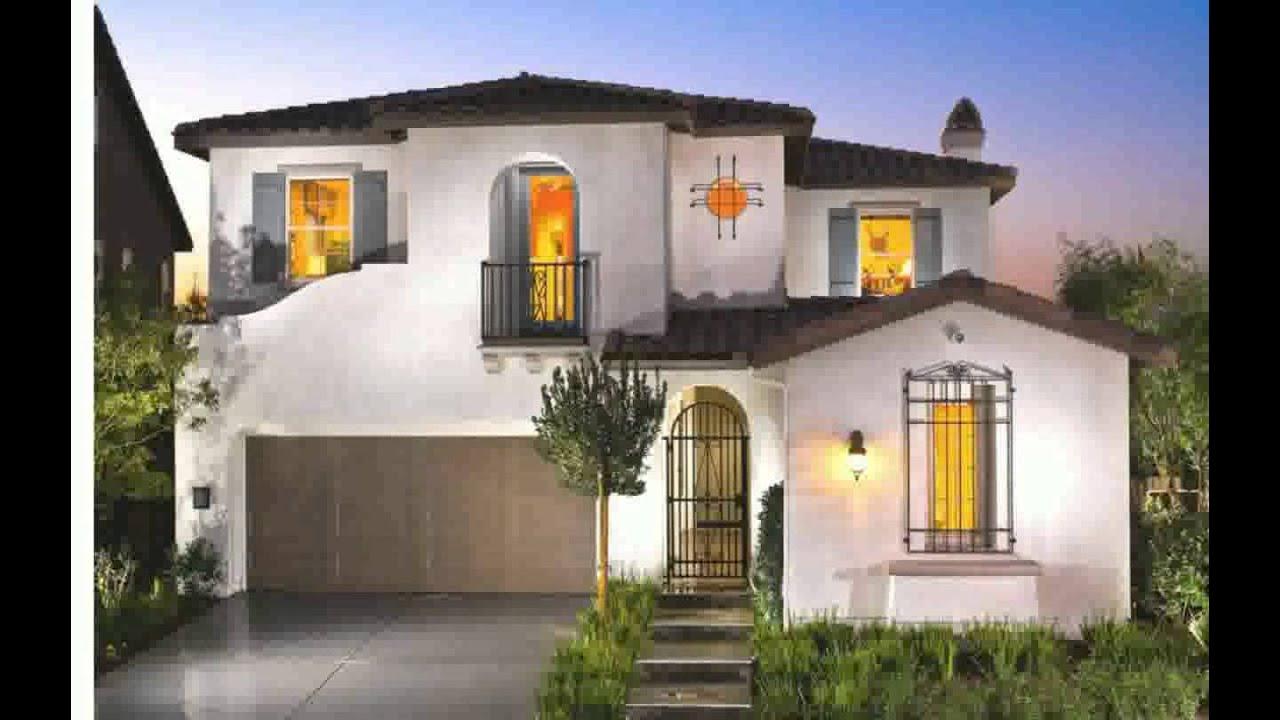 Fachadas bonitas de casas cherirada youtube for Fachadas para casas pequenas de dos pisos