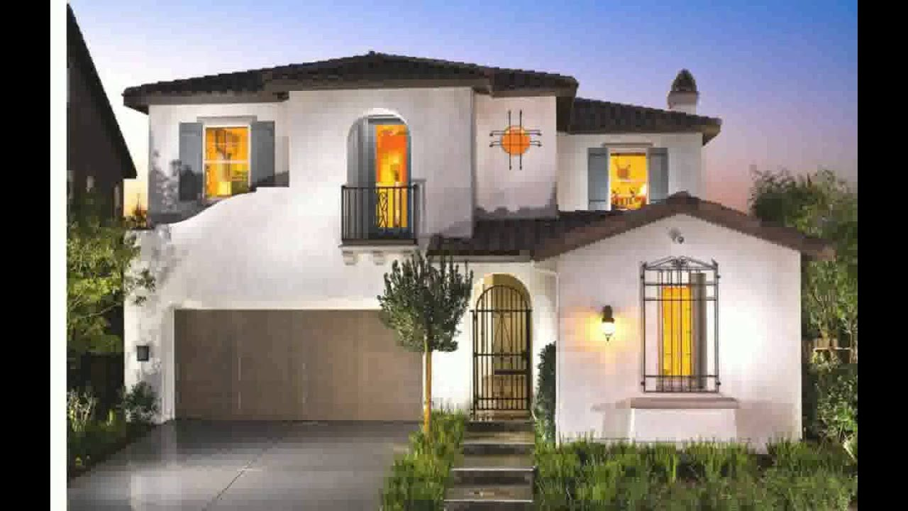 Fachadas bonitas de casas cherirada youtube for Modelos de casas pequenas y bonitas