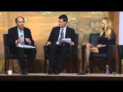 CPAC 2014 - Debate: Ann Coulter and Mickey Kaus, in Honor of W. F. Buckley's Firing Line