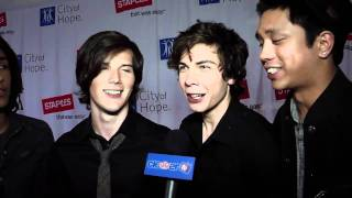 Allstar Weekend Having Trouble Finding Ladies