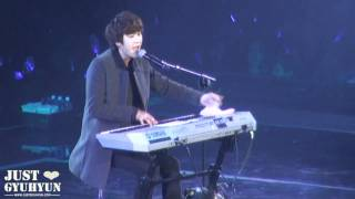 [JustGyuhyun]120219 Super Show 4 in Singapore - Still With You + Isn't She Lovely