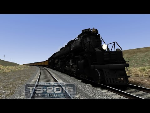 TS2016: Union Pacific Big Boy