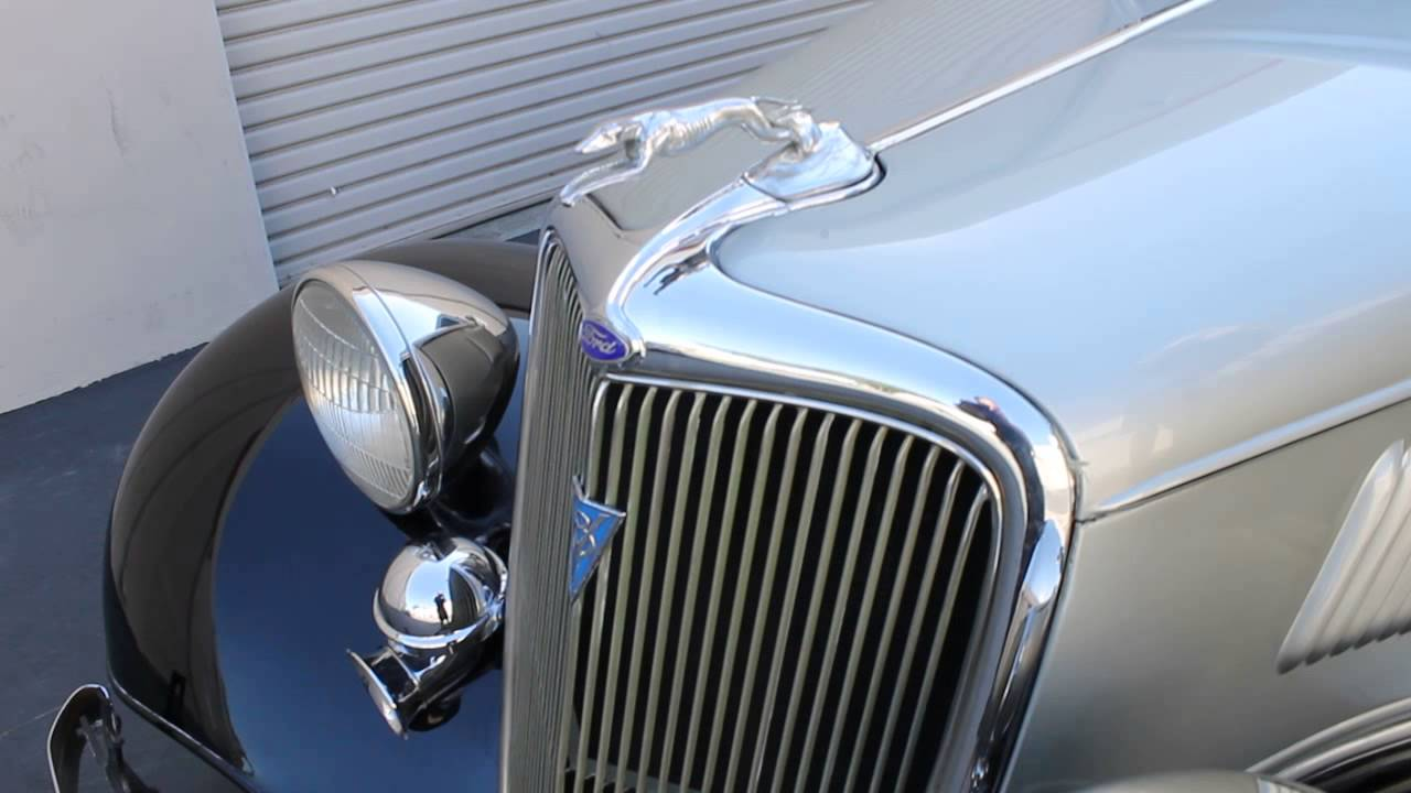 1934 ford four door sedan for sale youtube for 1934 ford 4 door for sale