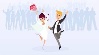 Свадебный танец | Танцевальные курсы для молодоженов | Обучение ОНЛАЙН