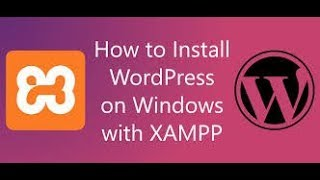 How to install WordPress on localhost  Xampp step by step.