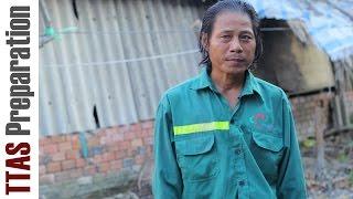 Làm từ thiện tinh thần ý chí thoát nghèo | TTAS Preparation