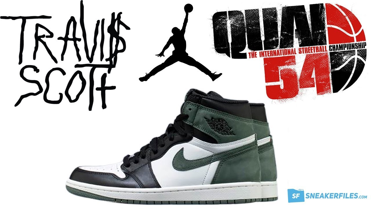 famous brand look good shoes sale exquisite style TRAVIS SCOTT x AIR JORDAN 4 CACTUS JACK, JORDAN 3 QUAI 54, JORDAN 1 CLAY  GREEN AND MORE