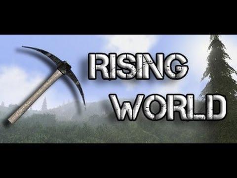 Download Rising World - Tutorial/Let's Play - Episode 5 - Anvil & Rake!!
