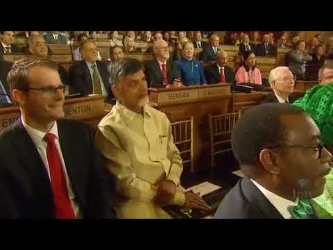 Grand Introduction about  CBN in World Food Prize
