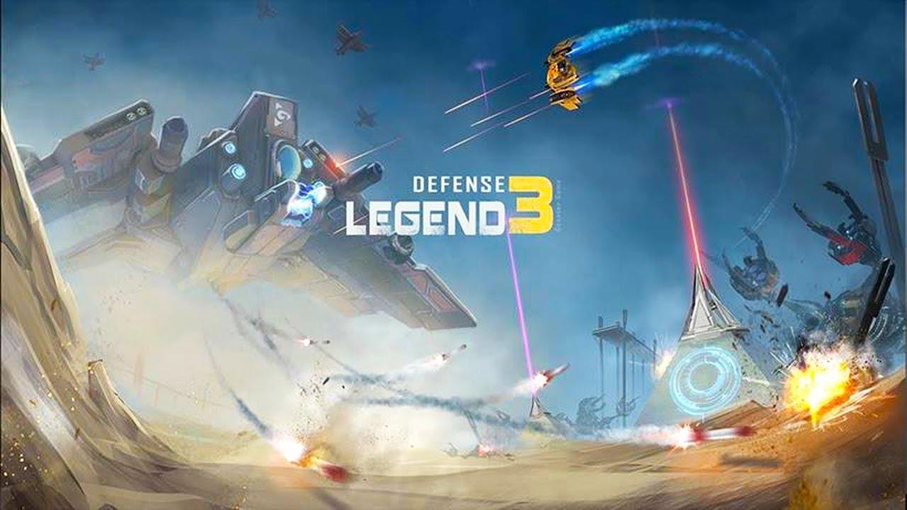 Resultado de imagem para Defense Legend 3: Future War