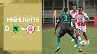 HIGHLIGHTS   AS Vita Club 0-1 Simba SC   MD 1   TotalCAFCL