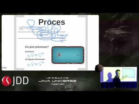 JDD 2014: Jak wciągnąć eksperta domenowego w wir modelowania - techniki DDD (S. Sobótka)
