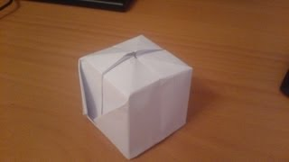 How To Make A Paper Ball/Water Bomb (HD)