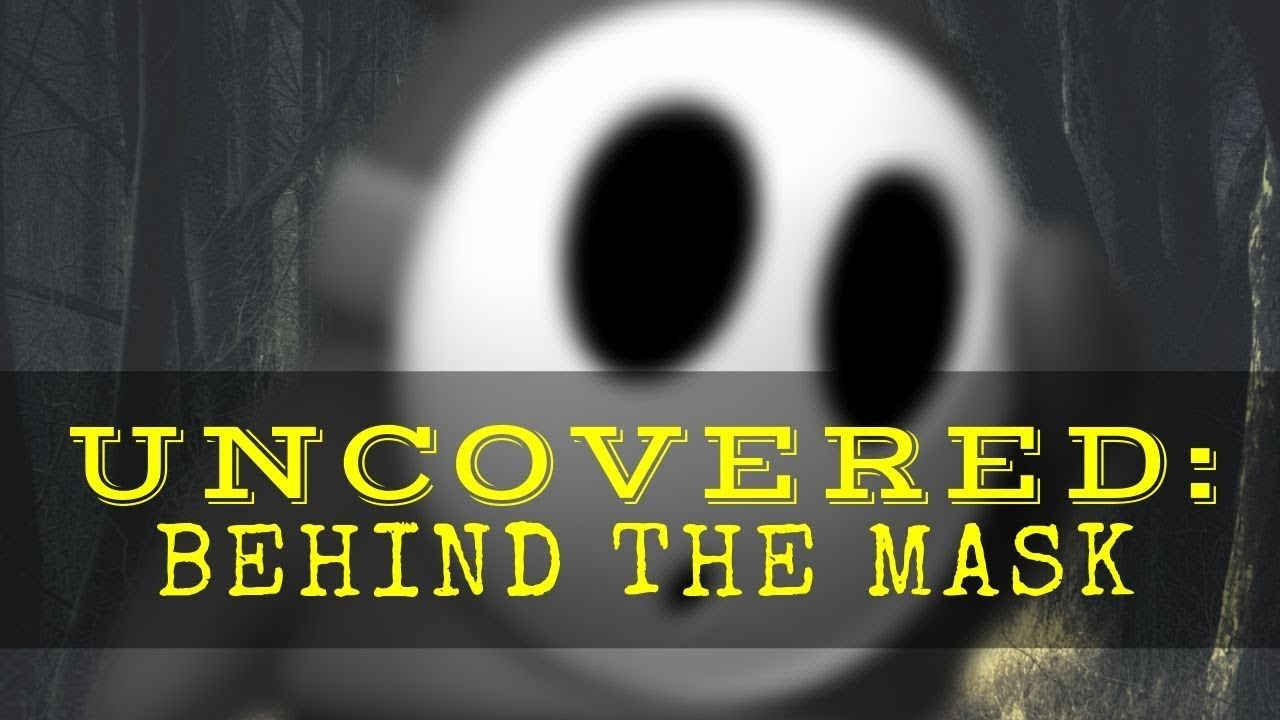 Download What's Behind the Shy Guy's Mask? | UNCOVERED