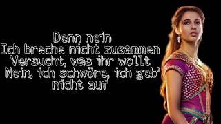 Download lagu Julia Scheeser Ich werd niemals schweigen Lyrics