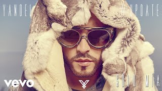 yandel   solo mia  audio  ft  maluma